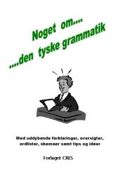 tysk grammatik